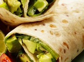 Avocado Lovers' Wrap