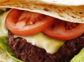 Cheeseburger Wrap